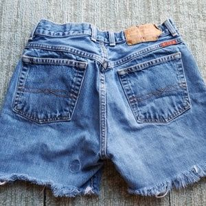 Vintage Distressed lucky shorts